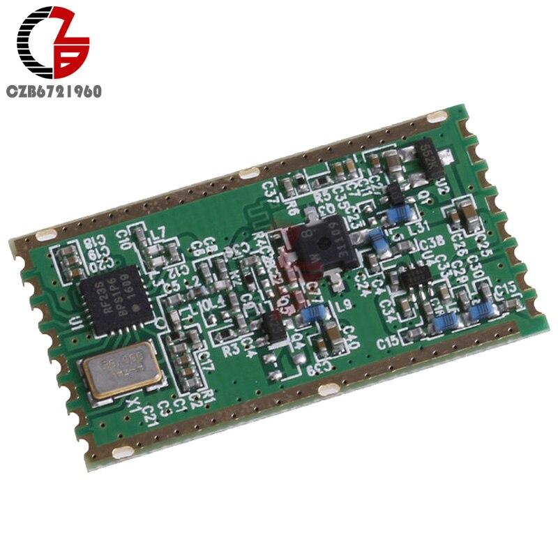 RFM23BP 433 Mhz HopeRF + 30dBm 1 W Haute Puissance RF Télécommande FSK Émetteur-Récepteur Sans Fil Module