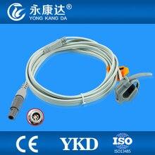 Infinium omni III compatible neonate silicon wrap  spo2 sensor, 6pins, 3m