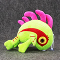 1pcs 16cm High Quality Murloc Plush Dolls Lovely Fish Stuffed Toy Animal Soft Figures For Baby Gift 3Colors
