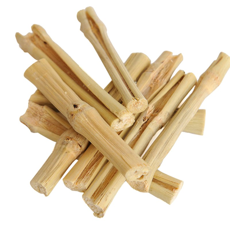 Sweet Bamboo Stick 50g Branch Hamsters Chinchillas Rabbit Parrot Rat Guinea Pig Snacks Treat Molar Cleaning Teeth Chew Toy