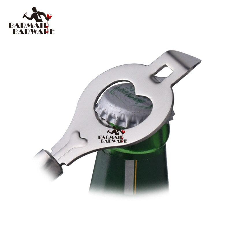 304 Stainless Steel Bottle Opener Professional Wine Bottle Beer Cap Opener in Corkscrews Openers from Home Garden
