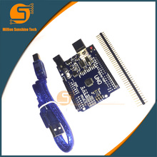 UNO R3 MEGA328P CH340 CH340G for Arduino UNO R3 with USB Cable