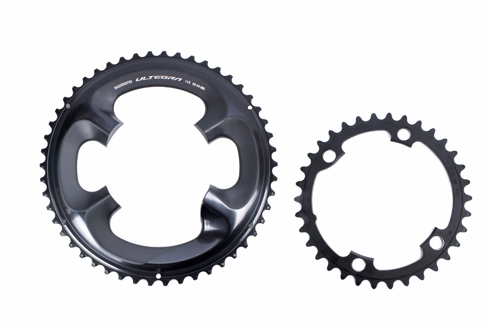 Shimano Ultegra R8000 Road Bicycle Bike 11speed Chainring Set 50-34t 52-36t 53-39t