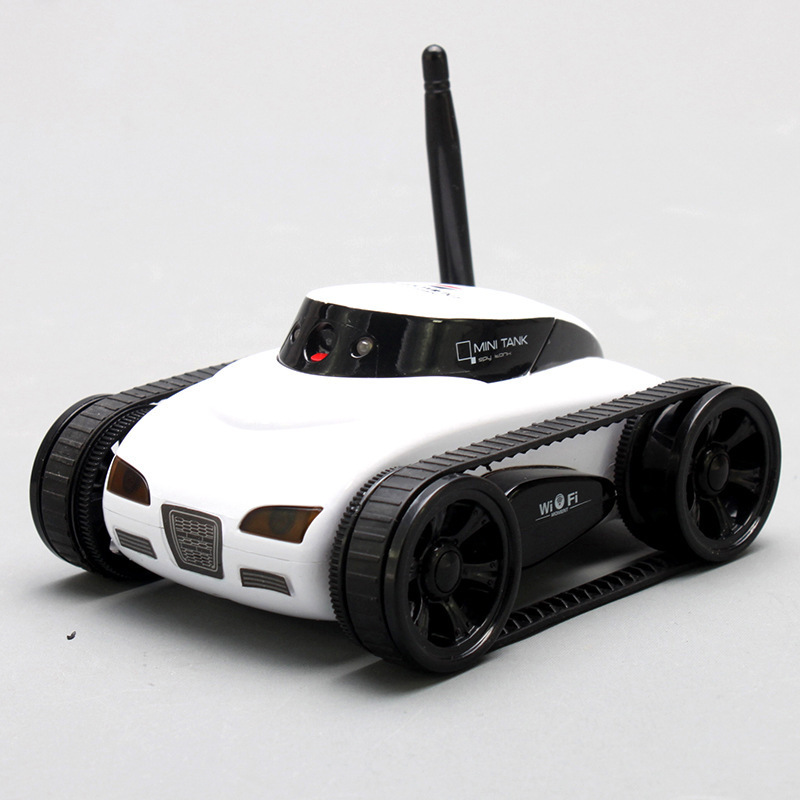 Rc Tank Camera WIFI Toys Remote Control Tank WiFi Toy For Children