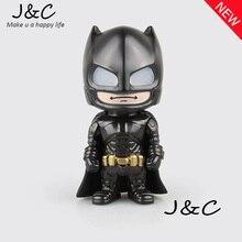 15CM 2016 Justice league Superman VS Batman Movie Batman Figure Toy Model Action Toy Figure For Kid Gift Free Shipping