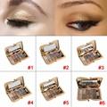 10 Colors Pro Diamond Shining Gold Eye Shadow Powder Makeup Mineral Eyeshadow Cosmetic Beauty Foundation Blusher FM88