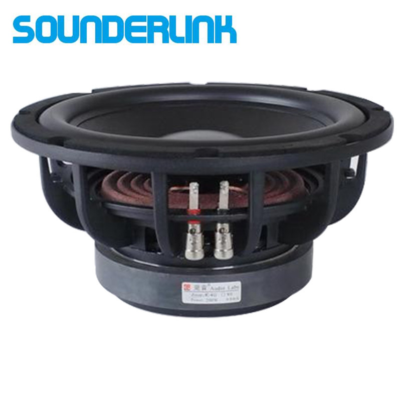 1PC Audio Labs Top End 10 Inch Bass Driver Woofer Subwoofer Transducer Speaker Repair Replacement Parts