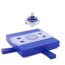 Besegad – Gyroscope à lévitation magnétique pour enfants, jouet classique, amusant, suspendu, UFO flottant