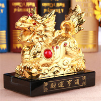 2019 VVVIST Car Air Freshener Decoration China Dragon Kirin Bull Interior Accessories Air Perfum Auto Interior Dragon Ornament