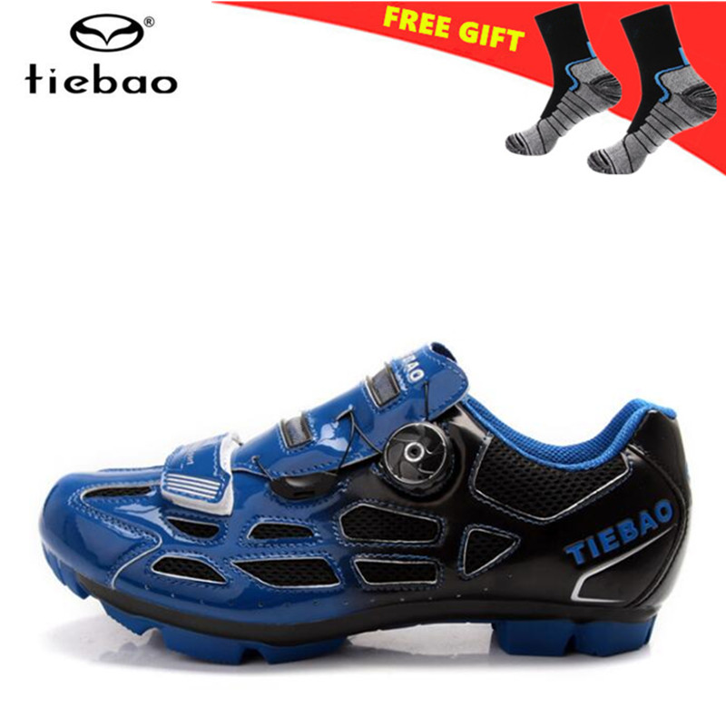 TIEBAO Cycling Shoes Athletic Bicycle Mountain Bike zapatillas deportivas mujer sapatilha ciclismo MTB Bike Self-locking Shoes tiebao professional men bicycle shoes athletic racing mtb cycling bike mountain self locking shoes zapatillas ciclismo