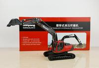 Rare,Collectible Diecast Toy Model Gift 1:50 Scale Jonyang Crawler Hydraulic Excavator Engineering Machinery ,Decoration