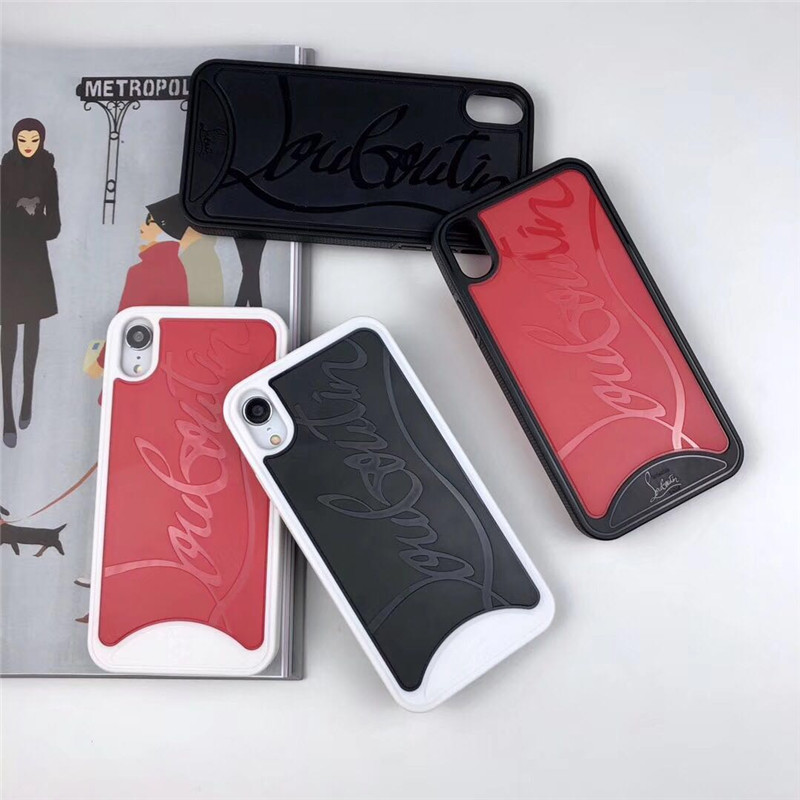 coque louboutin iphone xr