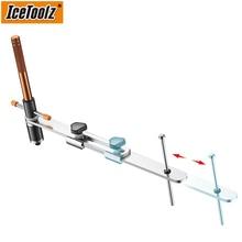 цены Icetoolz bike tools bicycle repair tools Derailleur Hanger Alignment Tool multitool E353