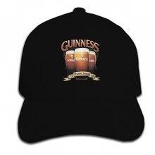 8d1818a40a8 Print Custom Baseball Cap Men Mens Guinness Triple Pint Glass women Hat  Peaked cap(China