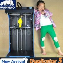 Высокое Качество Wanhao 3D Ювелирные Изделия Принтер с 2 ГБ SD Card 1 кг Нити Бесплатно