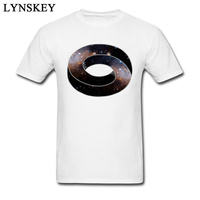 The Universe Cycle T Shirt Metal Rock Band T Shirt 100 Cotton Round Collar No Buttons