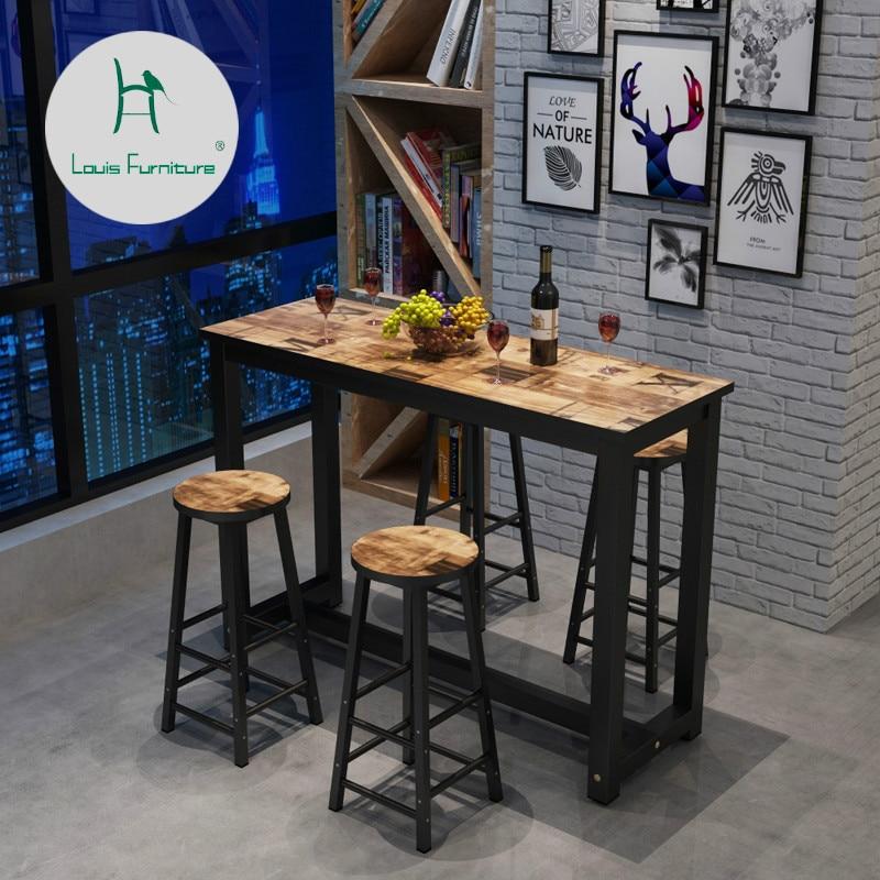 living room wall long wine high table