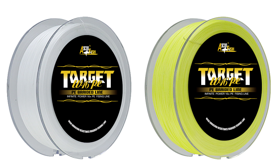 16 strands braided fishing line 300m multifilament fishing line (14)
