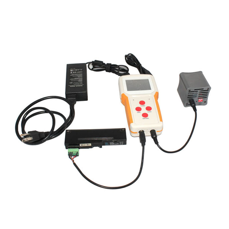 Portable laptop battery tester RFNT3 with function charge discharge test Capacity Correction 50% Capacity кошелек мужской leo ventoni ww034213g черный натуральная кожа