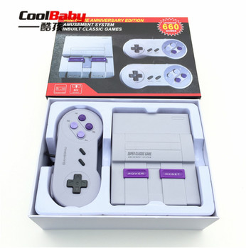 bbb493514e9 Find Deals DHL 30pcs lot AV output 660 400 game Retro Classic Handheld Game  Player Console Mini Family TV Video game with Dual Gamepad