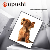 Oupushi Hanging picture personal customize to decorate living room Personality wall mounted audio