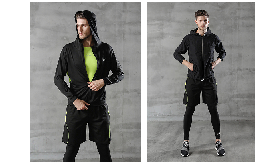 HTB1HsjJaRGw3KVjSZFwq6zQ2FXaR WorthWhile 5 Pcs/Set Men's Tracksuit Compression Sports Wear for Men Gym Fitness Clothes Running Jogging Suits Exercise Workout