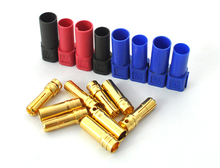 2pairs XT150 6mm Bullet Connector Adapter Plug Male Female For Helicopter RC Lipo Battery