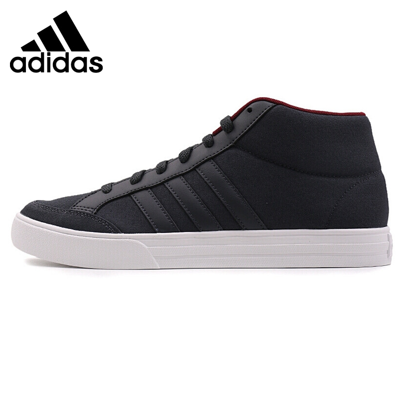 Original New Arrival 2018 Adidas VS SET MID Men's Basketball Shoes Sneakers 431364 001 connect with printer motherboard full test lap connect board