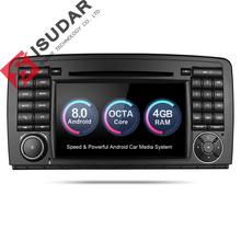 Isudar Car Multimedia Player Car Radio GPS Android 8 0 2 Din Stereo System For Mercedes