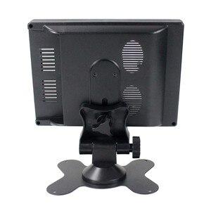 """Image 5 - Plastik kasa DIY 7 """"LCD monitör, LCD monitör kasası ile uyumlu 7 inç LCD gibi HSD070PWW1"""