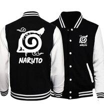 Classic Naruto logo jacket