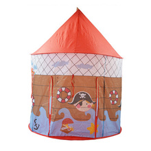 Kids Play Castle Wall Boat Children Indoor Outdoor Tent Baby Ocean Ball Toy Game House Foldable Play Tents