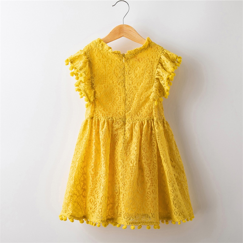 HTB1HskhXpP7gK0jSZFjq6A5aXXaq Girls Dress 2019 New Summer Brand Girls Clothes Lace And Flower Design Baby Girls Dress Kids Dresses For Girls Casual Wear 3 8 Y