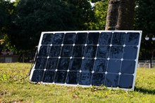 Boguang 2pcs 100W semi flexible efficiency solar back contact solar panel made with USA High efficiency