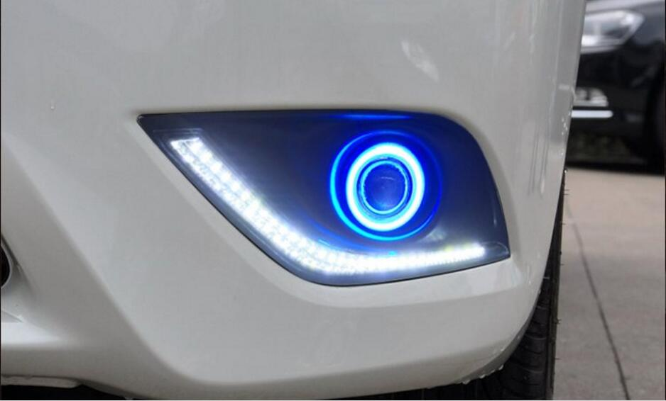 Sunny fog light,2014 2015 2016, Free ship! Sunny day light,Altima,Almera,Armada,cabstar,Elgrand,Xterra,Versa,Sunny headlight