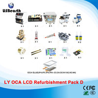 OCA Vacuum Laminating Machine Bubble Remove Machine OCA Film Laminating Machine Auto Frame Machine Vacuum Pump