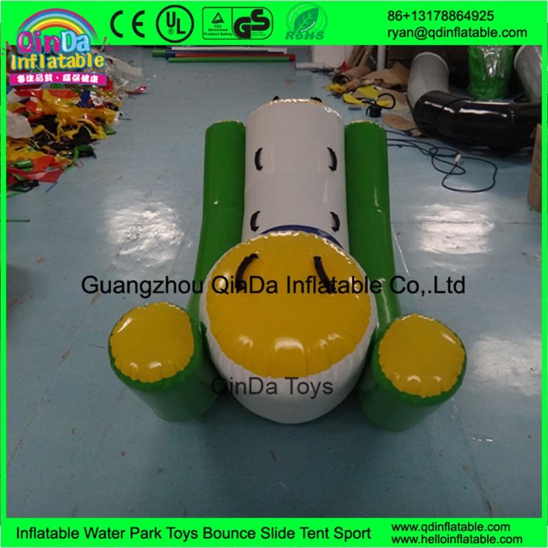 inflatable water seesaw teeter28