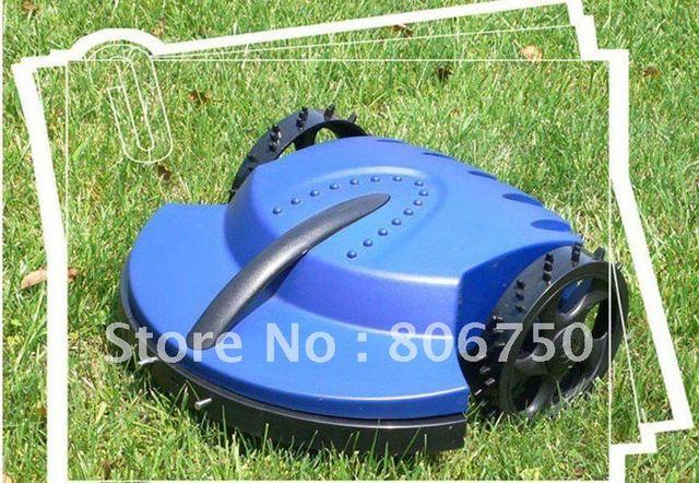 100m Virtual Wire Standard Length Intelligent Auto Lawn Mower +CE&ROHS+Li-ion Battery+Free Shipping