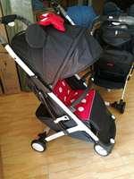 European Luxury Folding Baby Umbrella Stroller original Carriage Baby Pram Style Travel Baby Stroller Wagon Portable Lightweight