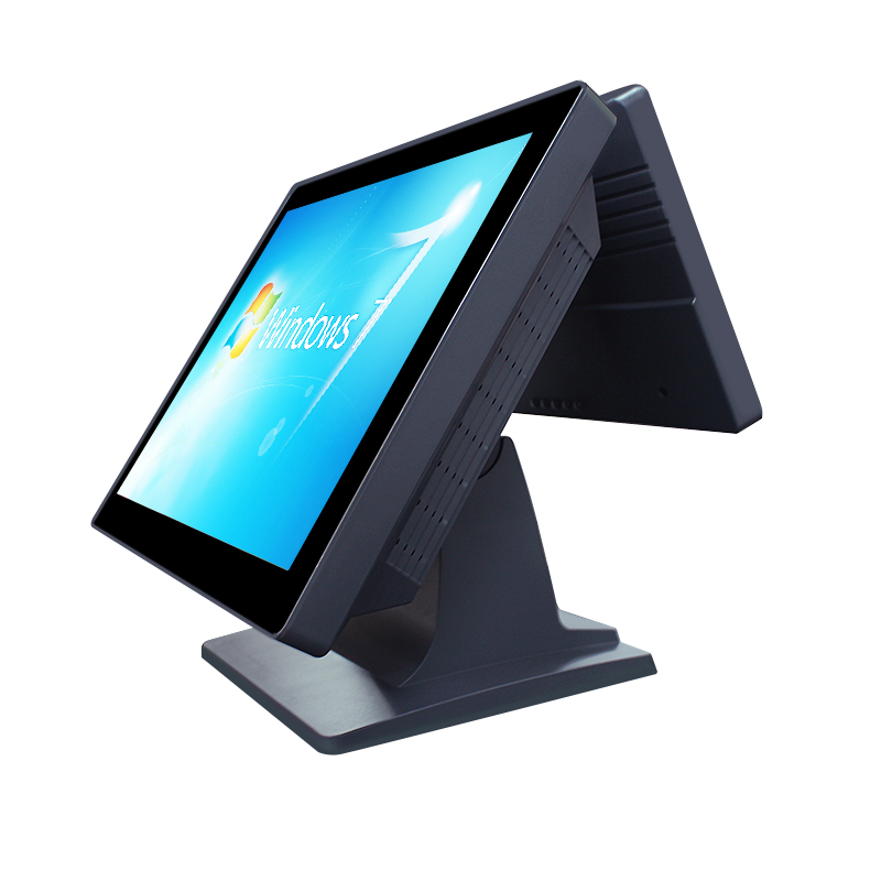 15 Inch POS Device Windows, Linux Support, All In One POS System With