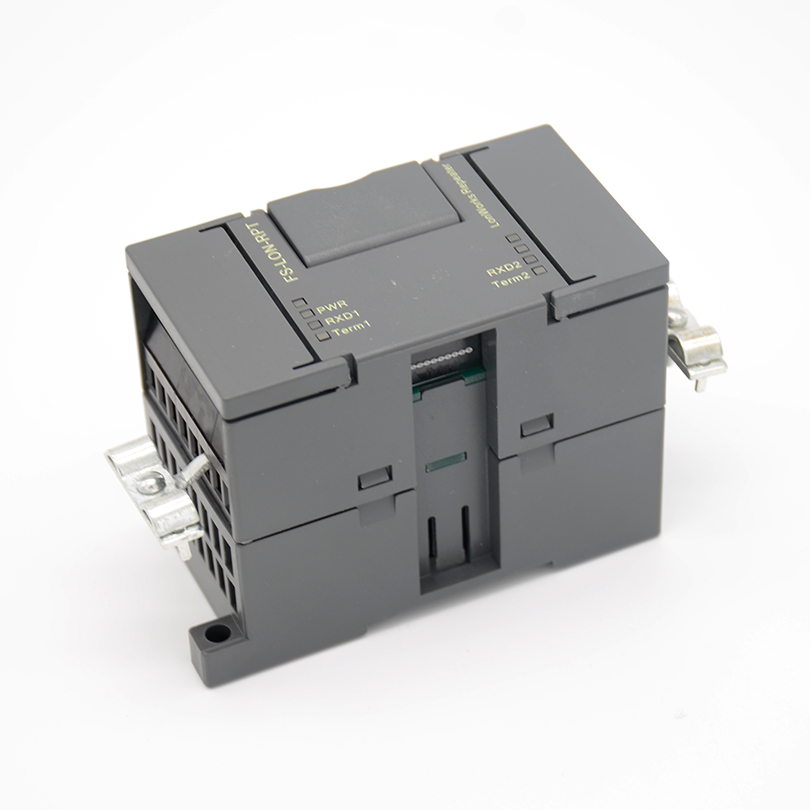 Scalable LonWorks Repeater Hub Single Use As Repeater N Can Form 2N Port Hub And Support Redundant Power Supply