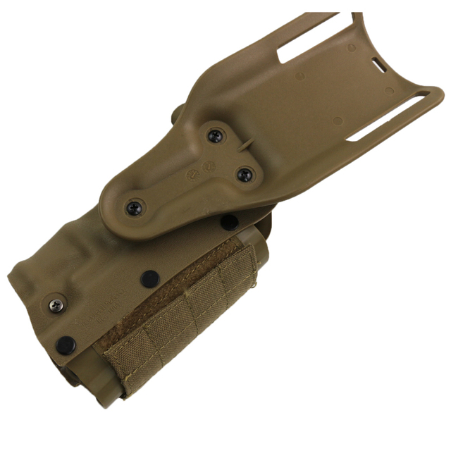 HotSale Airsoft Belt Hunting Tactical Holster Right & Left-Handed Fits GL 17 M92 M96 USP P226 1