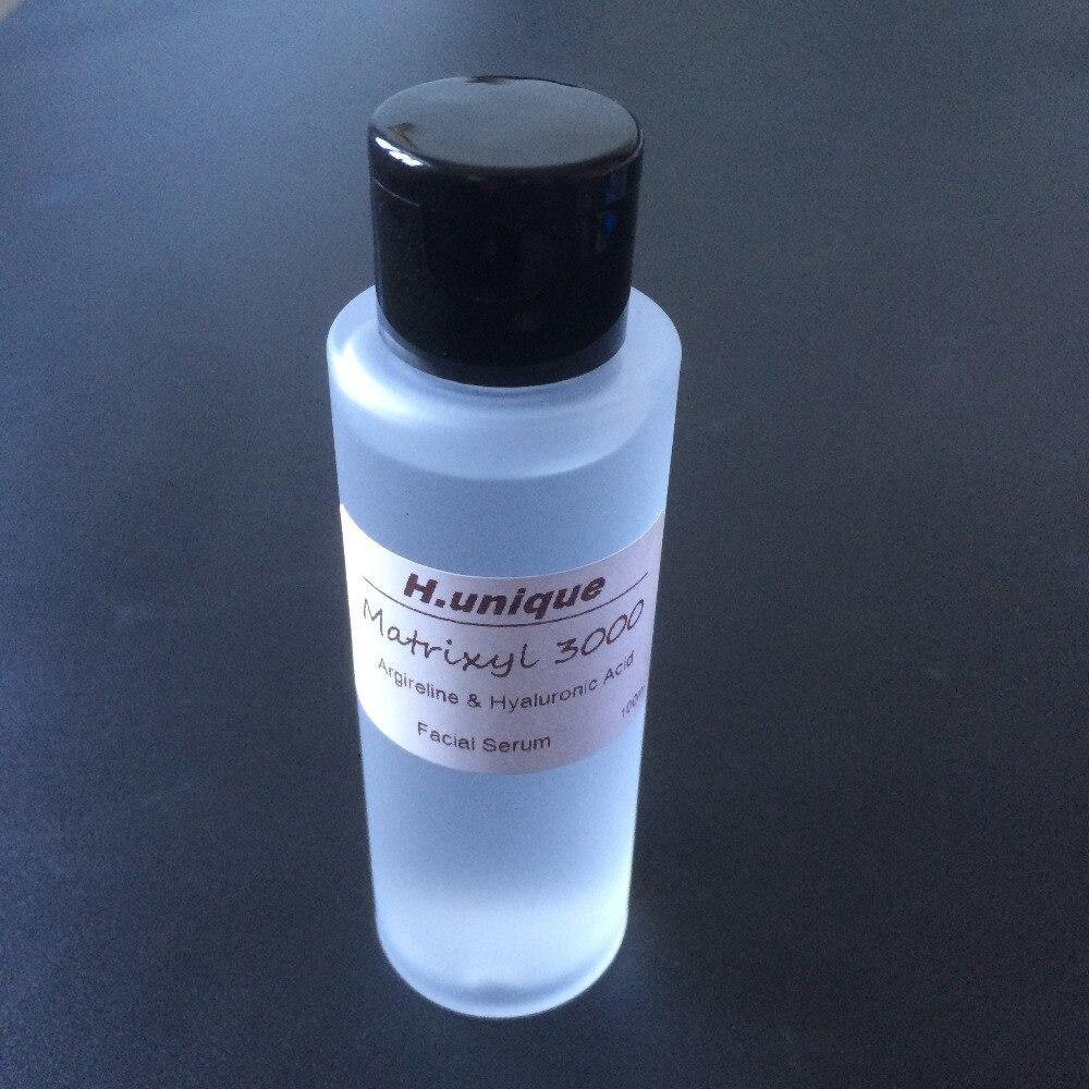 Argireline Basé Sans Âge Matrixyl 3000 Peptide Acide Hyaluronique ha Anti Rides Raffermissant Soins de La Peau