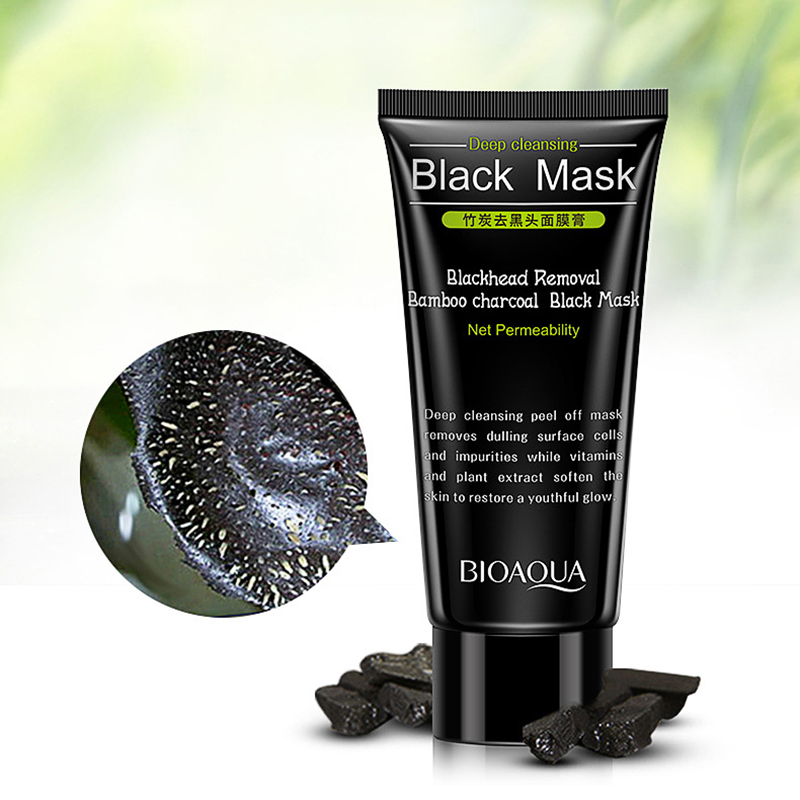 2020 Black Head Mask Tear T-zone To Blackheads Nose Film Shrink Pores For The Face Korean Cosmetics Applicable To All Groups