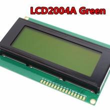 LCD Board 2004 20*4 LCD 20X4 5V Green screen LCD2004 display LCD module LCD 2004