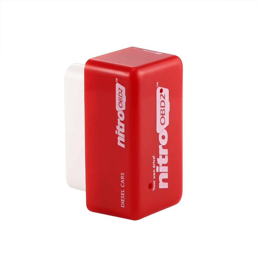 OBD2 Xe Con Chip Hiệu Suất Điều Chỉnh Hộp OBD2 OBD Giao Diện Cắm và Ổ Đĩa Nhiều Quyền Lực Hơn Mô-men Xoắn Làm Việc Cho Diesel Xe