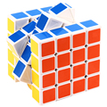 Classic Puzzle Magic Cube Educational 4x4x4 Speed Cubes Brinquedos Menina Plastic Puzzles Juegos Magia Intelligence Toys 70D0309