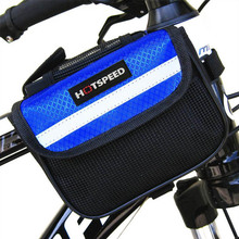 FETESNICE Mountain MTB Road Bike Bag Cycling Package Frame Bicycle bag Front Tube