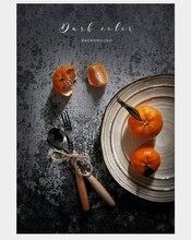 Фотография Материал доска HD цемент треснувший текстура картон водонепроницаемый еды ювелирные изделия фотостудия фон реквизит