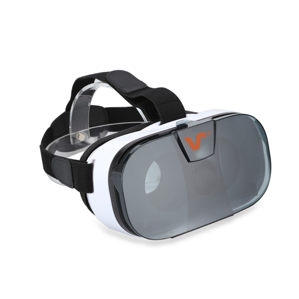 9de54db498a9 Hot Sale VOX+ GEAR PLUS VR Headset Virtual Reality Headset 3D Viewing  Glasses Video for iPhone Samsung HTC 4.7 6.0